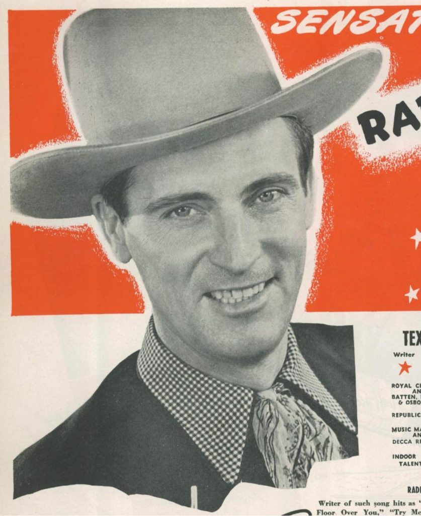 CR 001 Ernest Tubb The Texas Defense