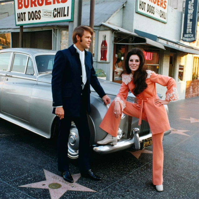 Glen Campbell & Bobbie Gentry