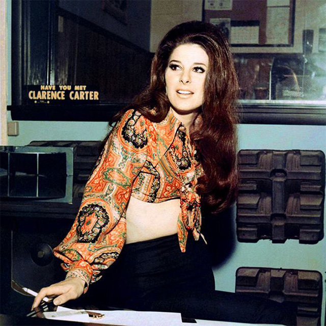 Bobbie Gentry at FAME Studio