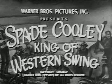 King of Western Swing (Warner Bros. short)