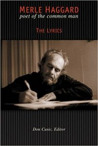 Merle Haggard: The Lyrics