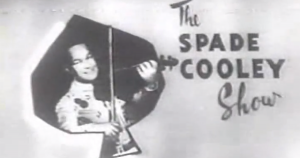 The Spade Cooley Show
