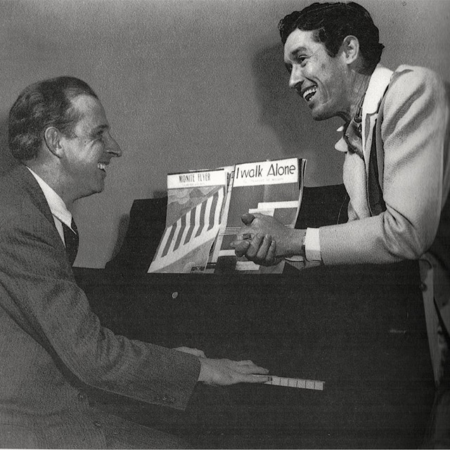 Fred Rose and Roy Acuff