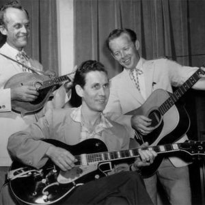 The Louvins with Chet Atkins