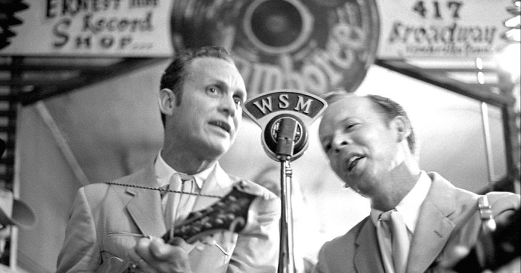 Louvin Brothers on Midnite Jamboree