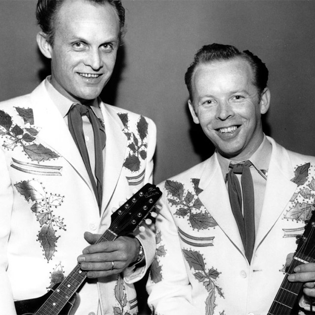 Louvin Brothers Nudie Suits