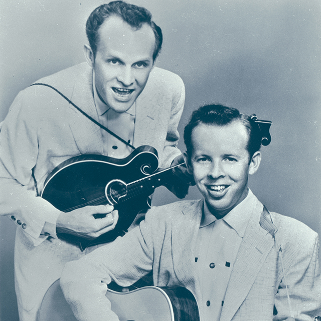 Early Louvin Brothers Promo Pic