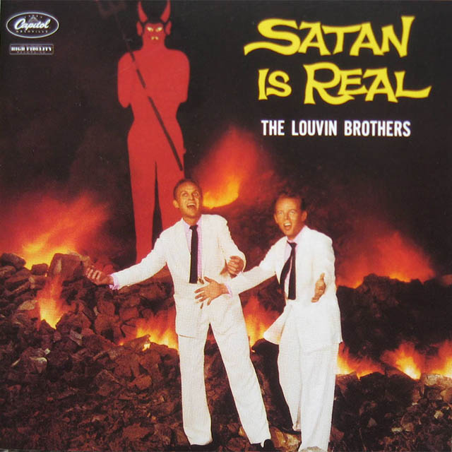 Satan Is Real album cover