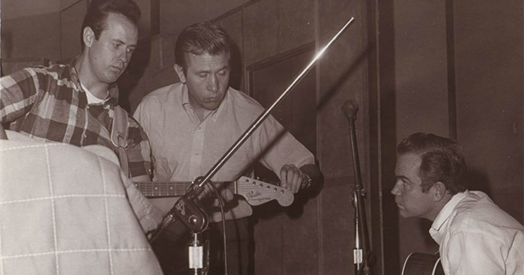 Don Rich, Buck Owens & Red Simpson
