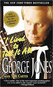 I Lived to Tell It All by George Jones
