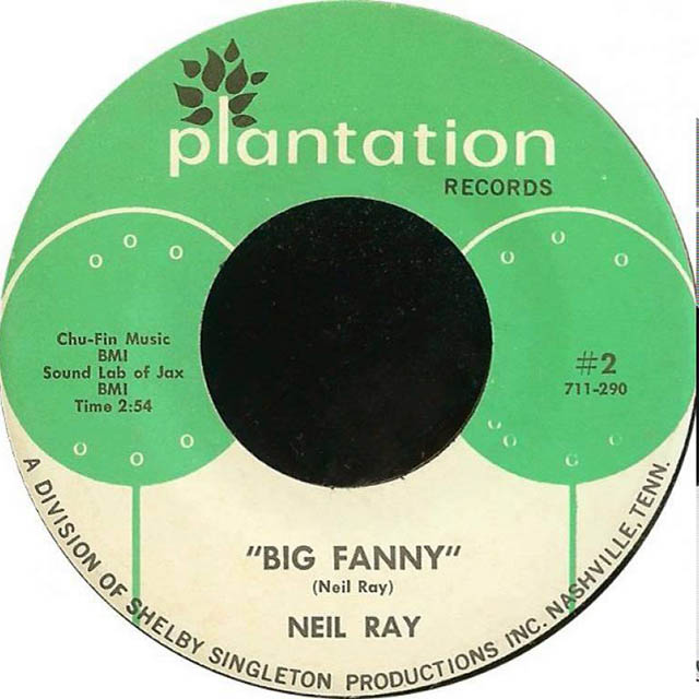 Big Fanny by Neil Ray