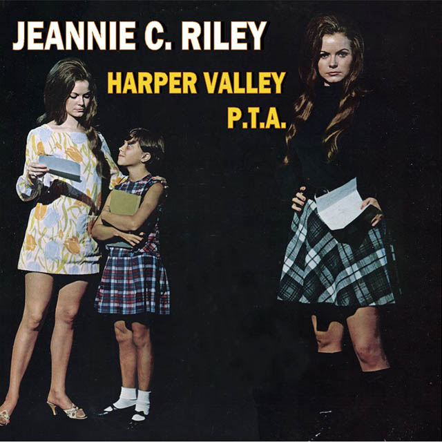 Harper Valley PTA album cover