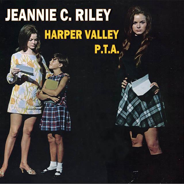 Harper Valley PTA album cover