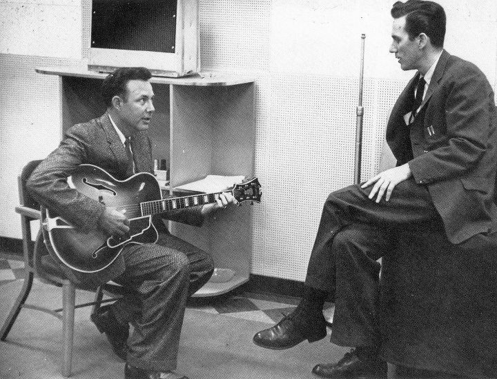 Jim Reeves and Chet Atkins