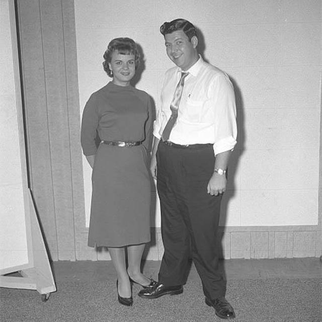Margie and Shelby Singleton