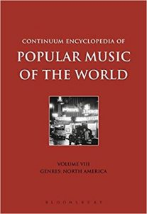 Continuum Encyclopedia of Popular Music of the World Volume 8