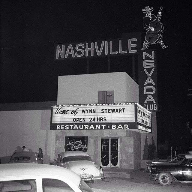 Nashville Nevada Club Wynn Stewart