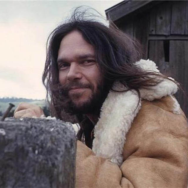 Neil Young 1972