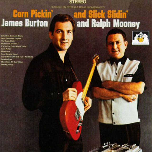 Ralph Mooney James Burton album
