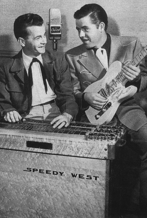 Speedy West & Jimmy Bryant