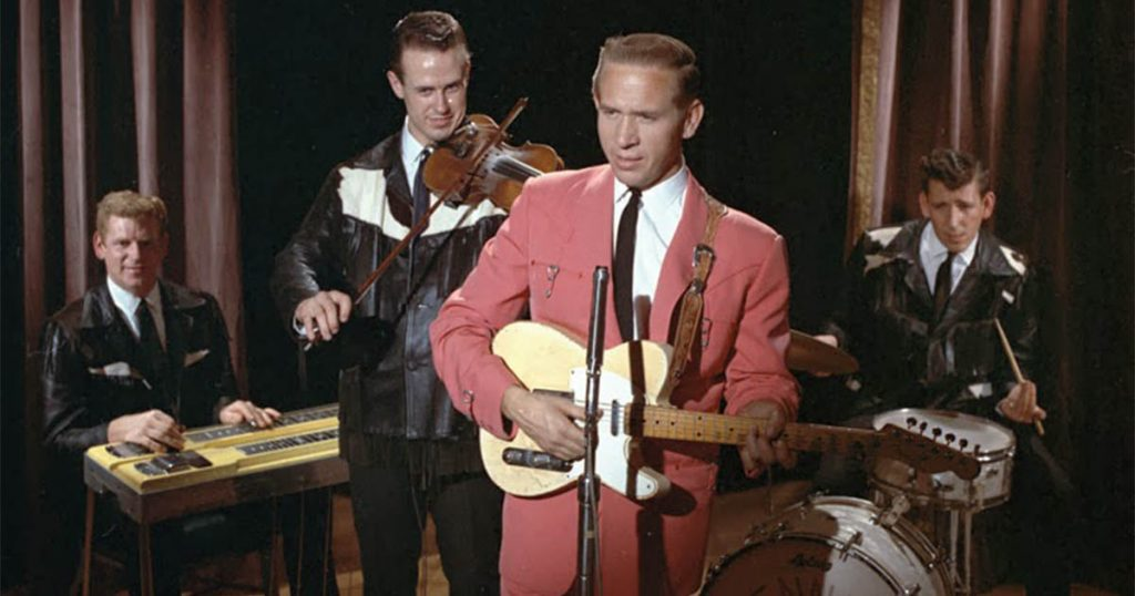 buck owens early buckaroos