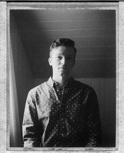 Tyler Mahan Coe portrait