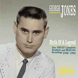 Birth of a Legend: The Complete Starday and Mercury Recordings