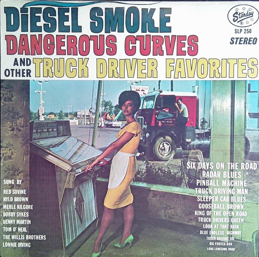 Diesel Smoke Dangerous Curves