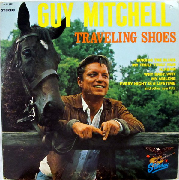 Guy Mitchell Traveling Shoes