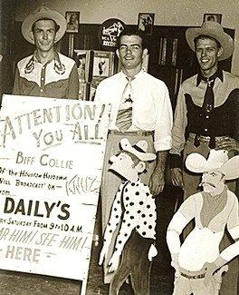 Hank Williams at Dailys