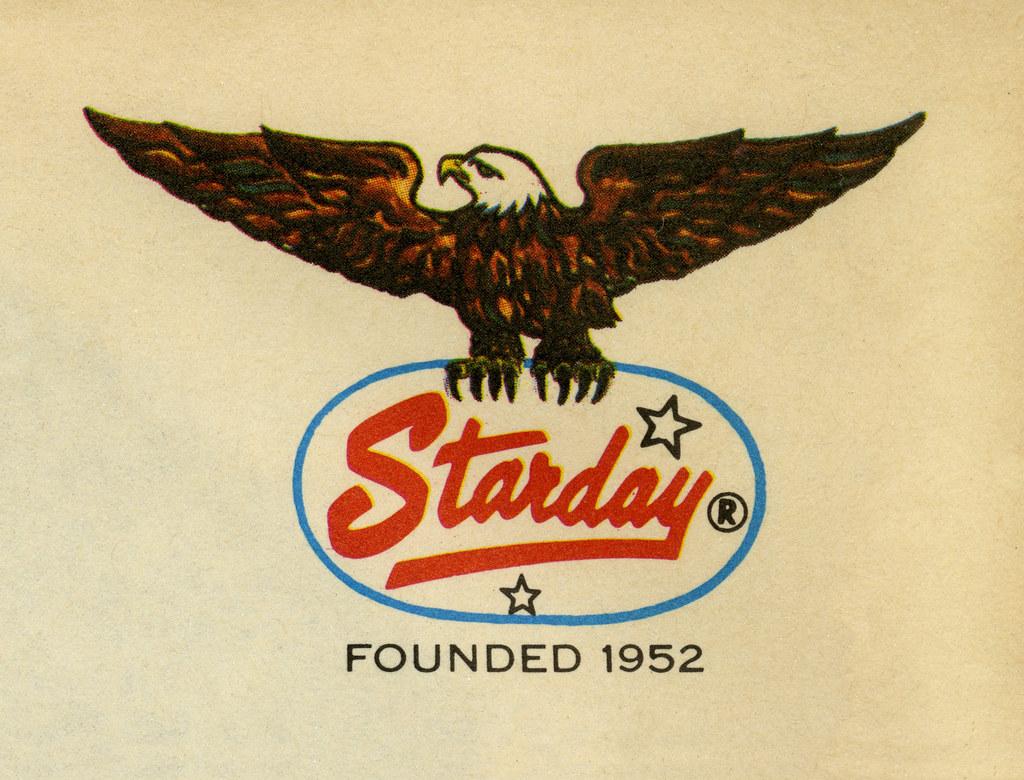 Starday Records eagle logo