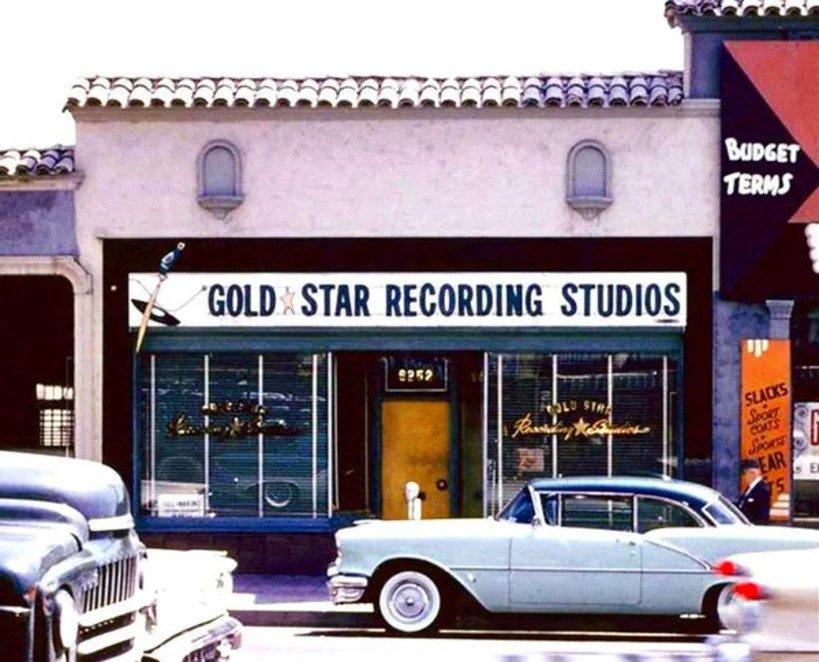 Gold Star Recording Studios