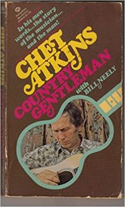 Country Gentleman book by Chet Atkins
