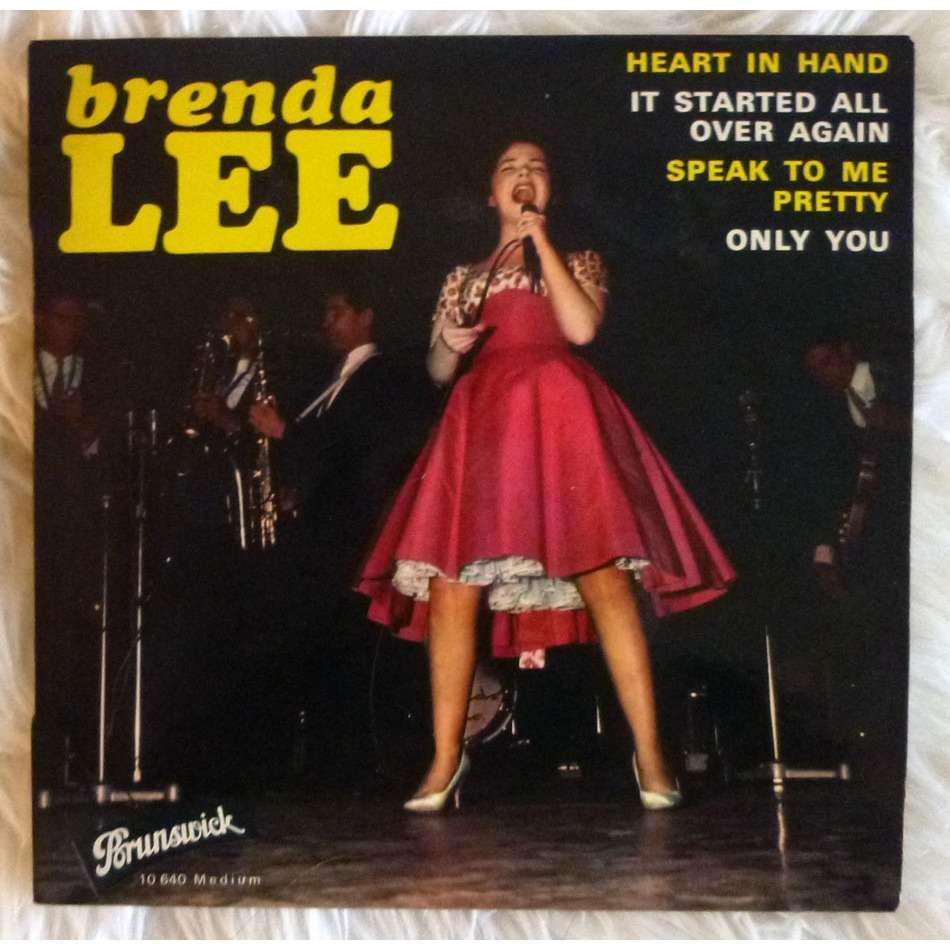 Brenda Lee Heart in Hand