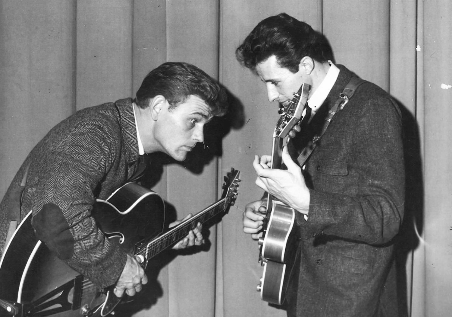 Jerry Reed and Chip Young