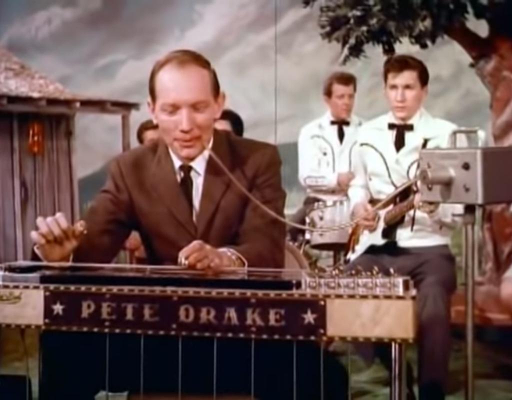 Pete Drake talkbox