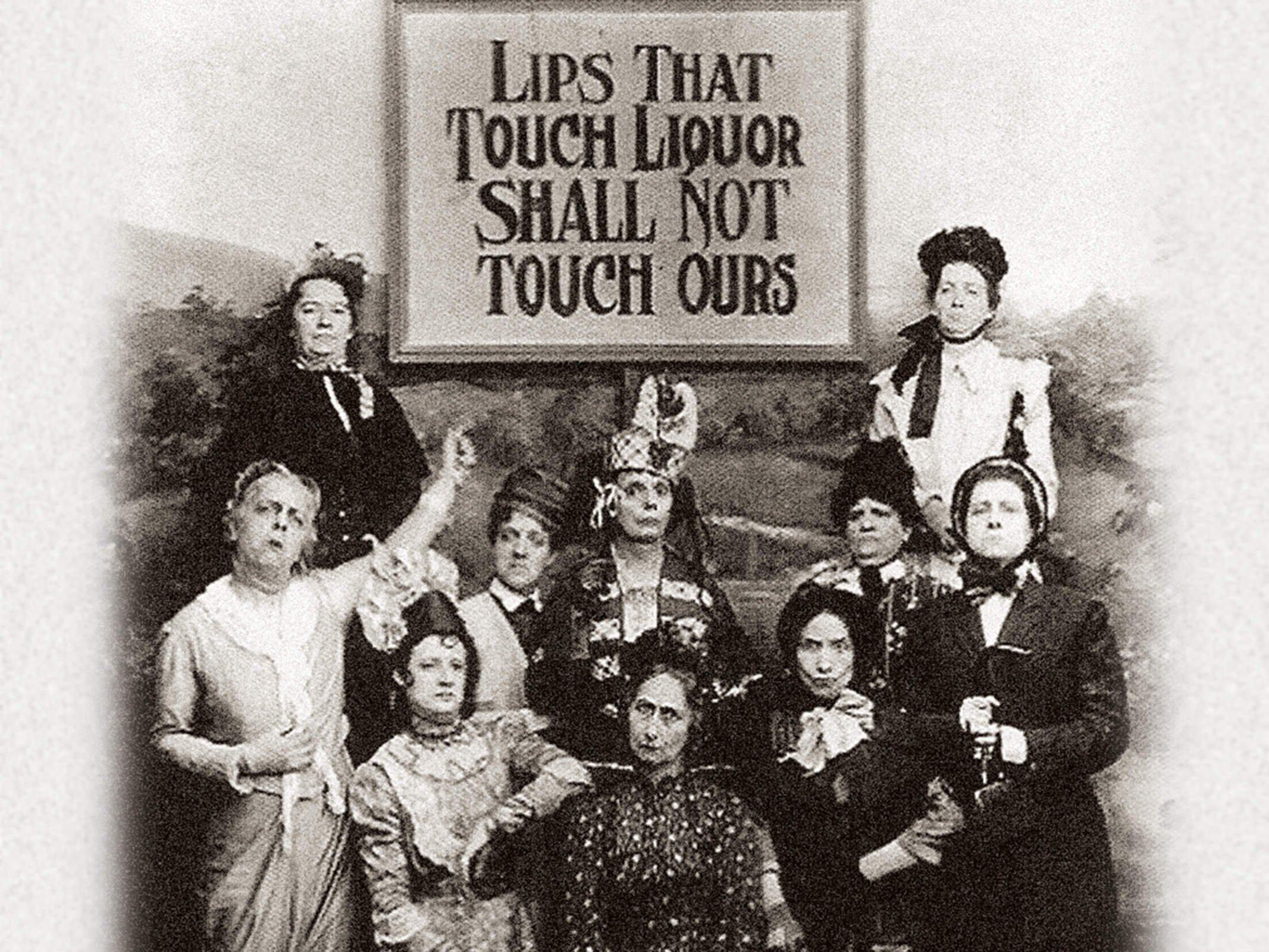 temperance ladies