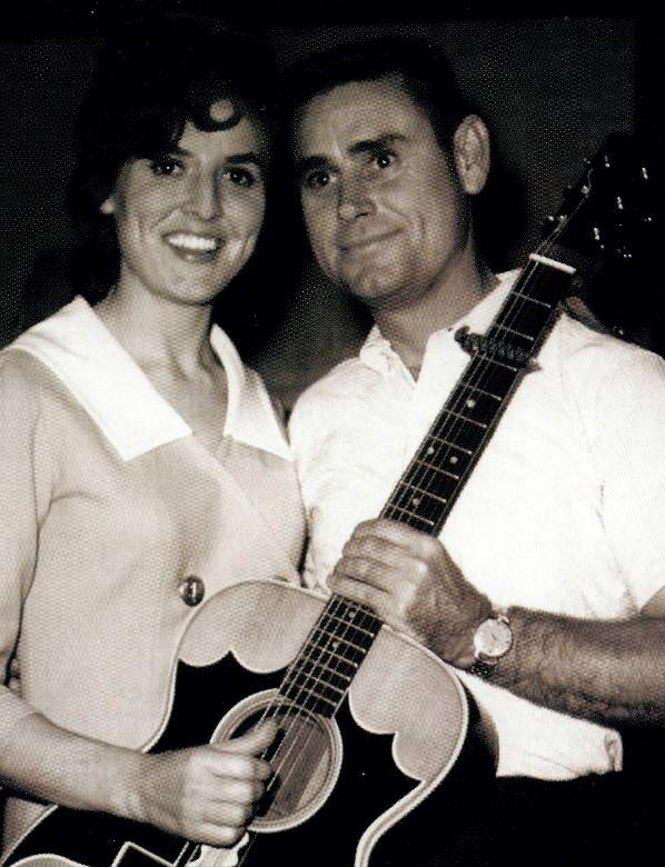 Melba Montgomery and George Jones