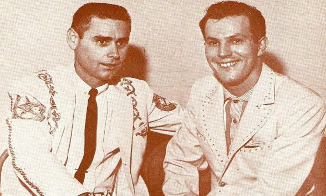 George Jones and Georgie Riddle