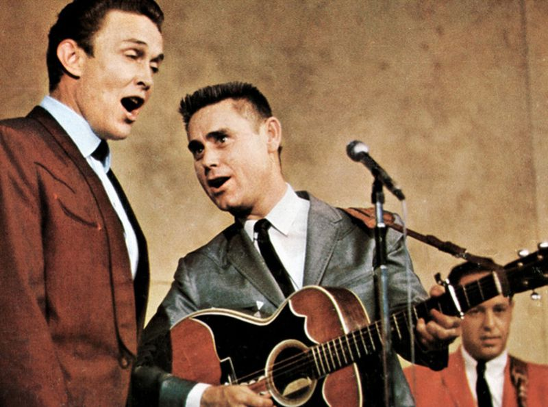Jimmy Dean and George Jones