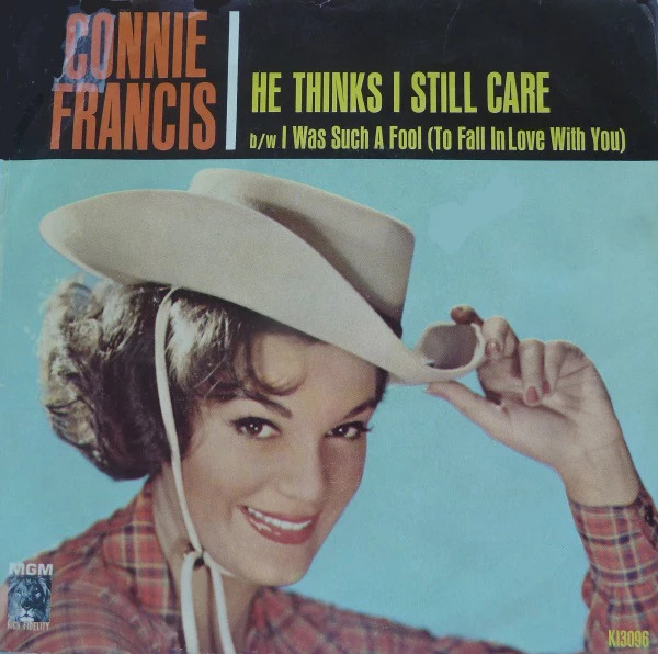 connie francis he thinks i still care