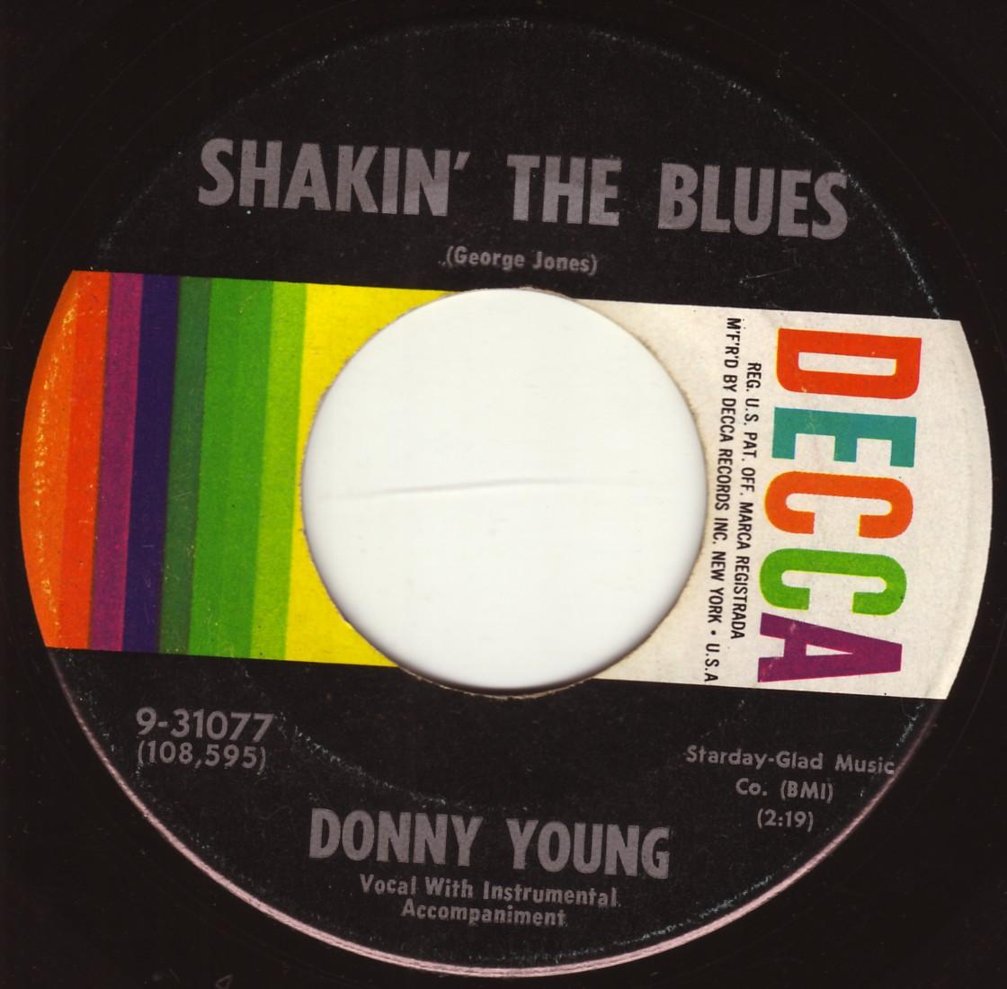 Johnny Paycheck Shakin the Blues