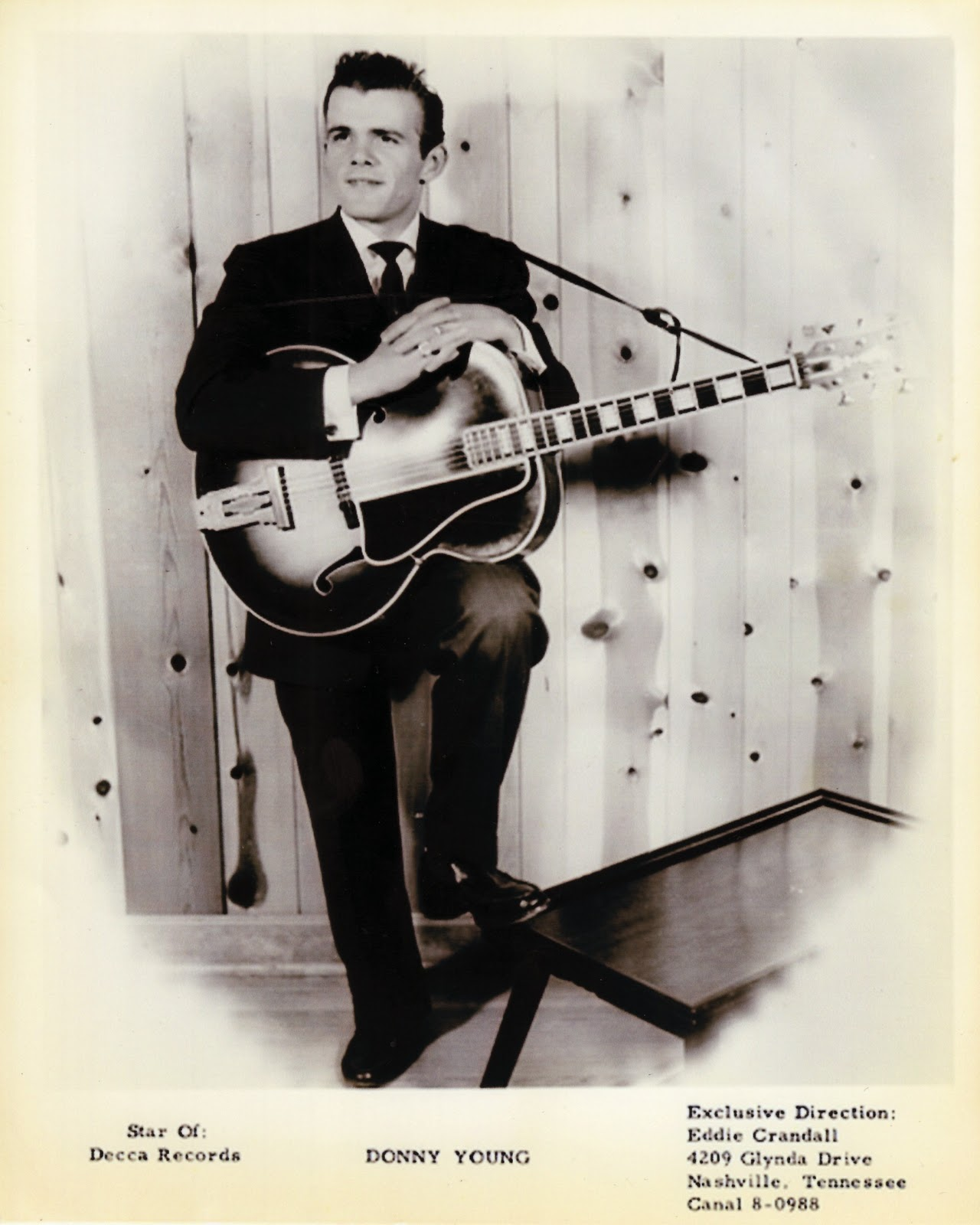 Johnny PayCheck Donny Young