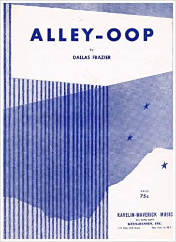Alley Oop by Dallas Frazier