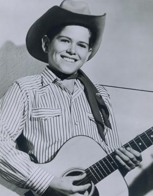 young Dallas Frazier