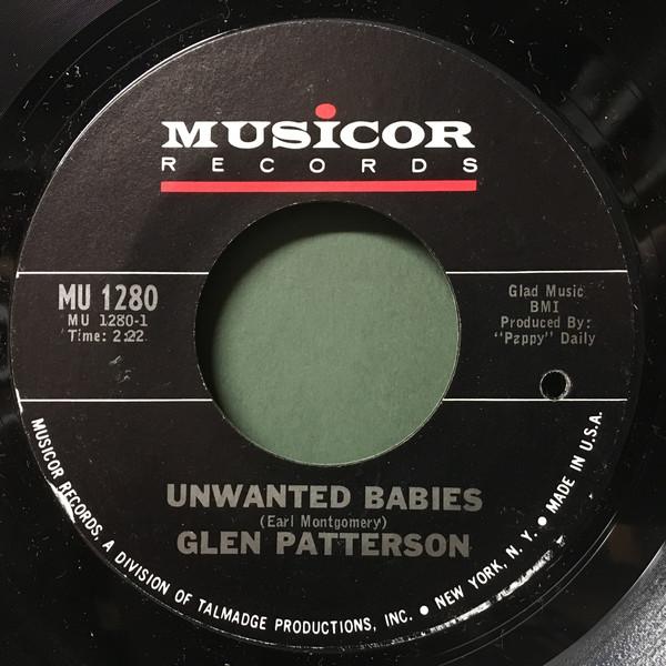 George Jones Unwanted Babies