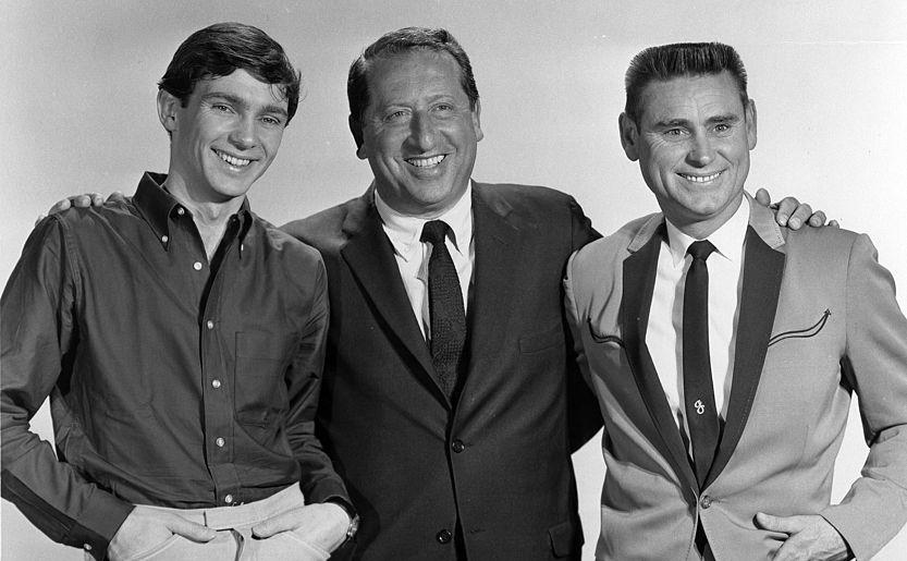 Gene Pitney, Art Talmadge and George Jones