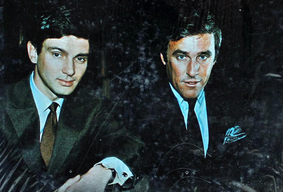 Gene Pitney and Burt Bacharach