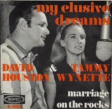 David Houston and Tammy Wynette My Elusive Dreams