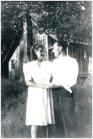 Mildred and William Hollice Pugh